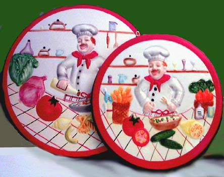 Ceramic Stove Burner Covers - Fat Gourmet Chef
