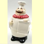 Chef Cookie Jar