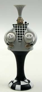 Chef Salt and Pepper Set