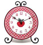 Table Clock - Country Apple