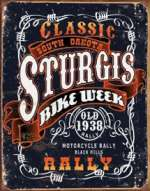 Tin Sign - Sturgis - Classic Rally
