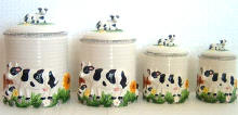 Cows 4 Canisters