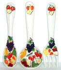 Fruit Wall Decor Giant Utensils
