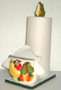 Fruit Paper Towel Napkin Holder