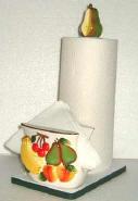 Fruit Paper Towel Napkin Holder