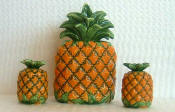 `The Pineapple napkin set
