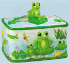 Frog Bread  Box