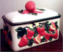 Strawberry Bread Box