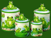 Frog 4 Canisters