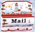 A Lighthouse Mail Key holder