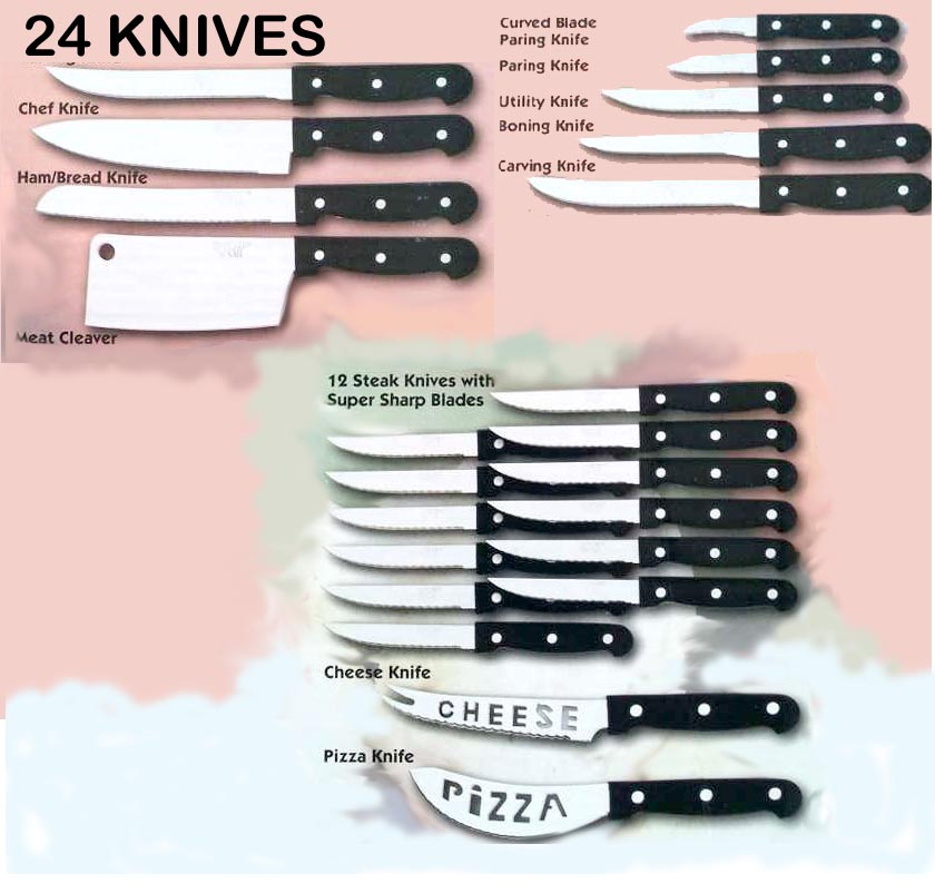 * Best Knives For Glass Cuttingboards