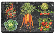 Anti Fatigue Floor Mat Chalkboard Veggies