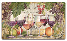 Anti Fatigue Floor Mat Wine Country