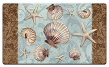 Anti Fatigue Floor Mat Coastal Charm