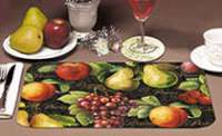 # PLASTIC OR HARDBOARD PLACEMATS AT J.MARK#