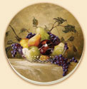 American Bounty Delectables Coaster Set of 8