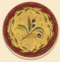 Antique Olive Delectables Coaster Set of 8