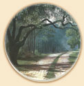 Country Road Scenic Beauty Coaster Set of 8