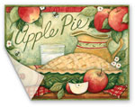 Extra-Heavy 15x11.5 Placemats - Apple Pie