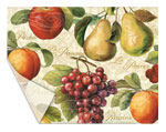 Extra-Heavy 15x11.5 Placemats - Gourmet Fruit