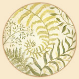 Tempered Glass Lazysusan - Botanicals