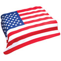 Throw Fleece Blanket - American USA Flag