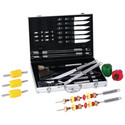 Chefmaster 31pc BBQ Grill Tool Set - Gift For Dad
